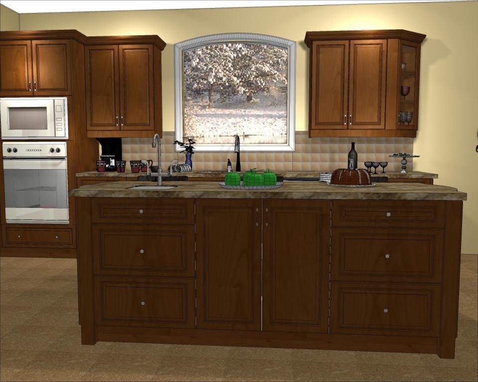 Designs for Kitchen front design